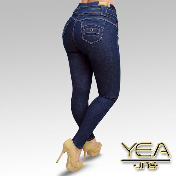 Jeans YEA-5175 Rinse Skinny