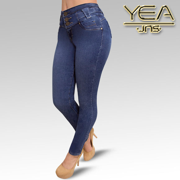 Jeans YEA-5175 Stone Skinny