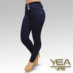 Jeans YEA-5176 Rinse Skinny