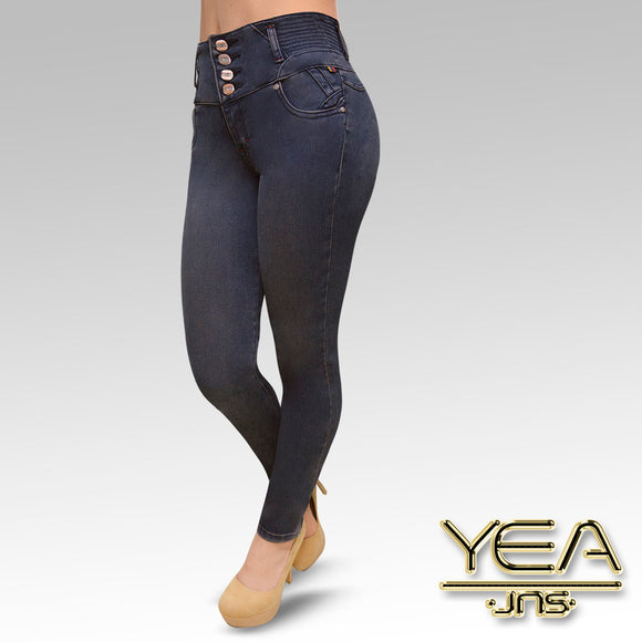 Jeans YEA-5180 Dirty Skinny