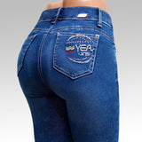 Jeans YEA-5094 Stone Recto