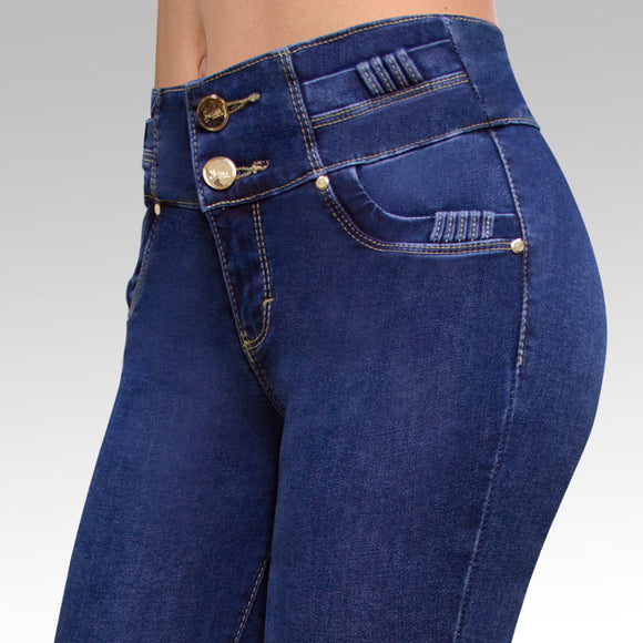 Jeans YEA-5137 Stone Skinny