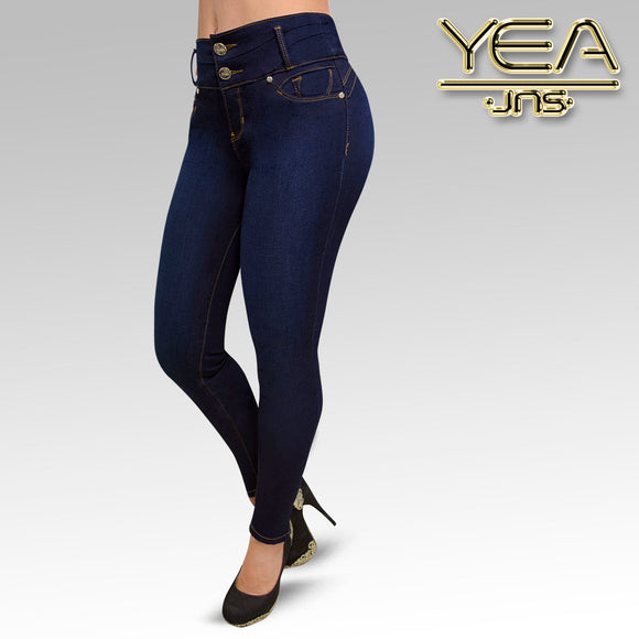 Jeans YEA-5139 Rinse Skinny
