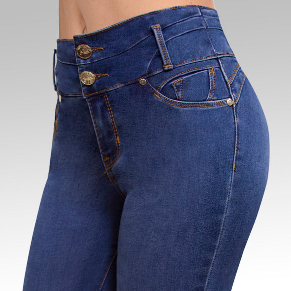 Jeans YEA-5139 Stone Skinny