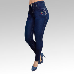 Jeans YEA-5094 Rinse Recto