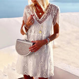 Summer Holiday Beach Mini Dresses