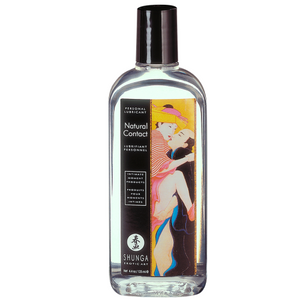 春画SHUNGA Natural Contact 水基人体润滑液 125ml