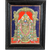 "Mangala Art Balaji Indian Traditional Tamil Nadu Culture Gold Foil Tanjore Painting - 38x30cms (15""x12"")"
