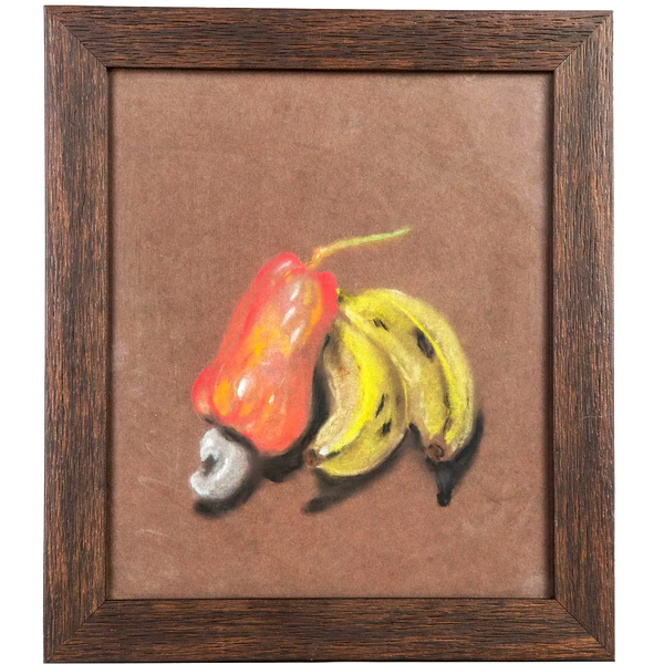 Mangala Arts Fruits Canvas Oil Painting Wall Décor