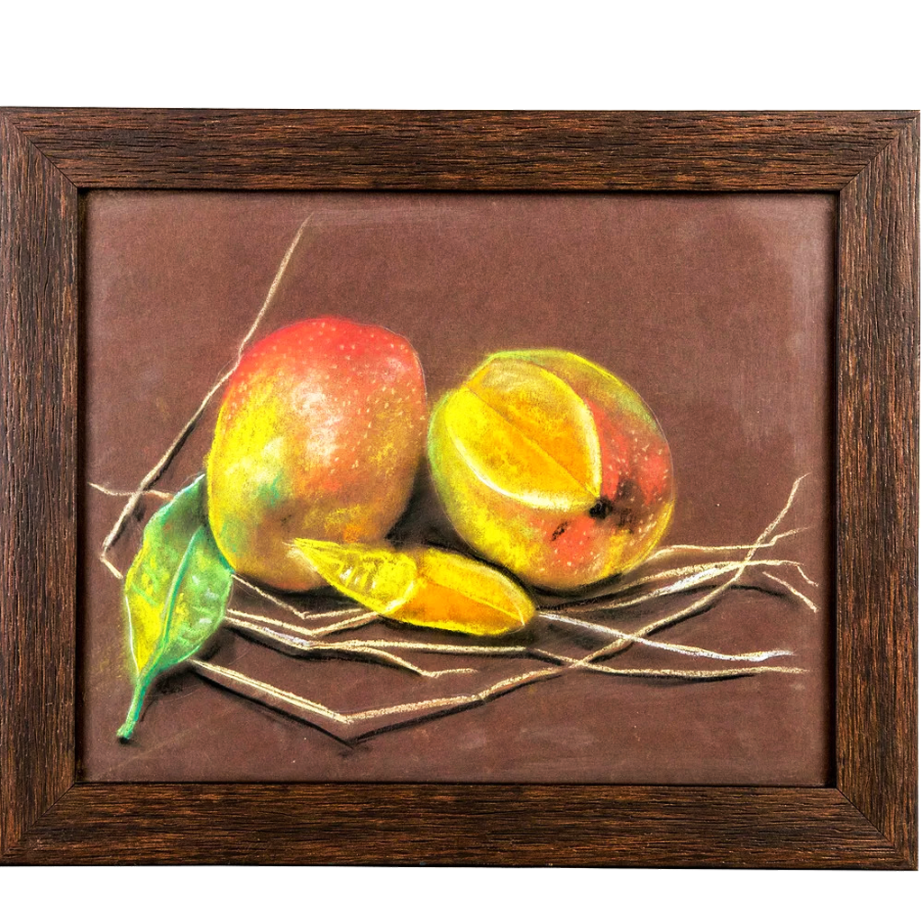 Mangala Arts Fruits Canvas Oil Paintings Wall Décor