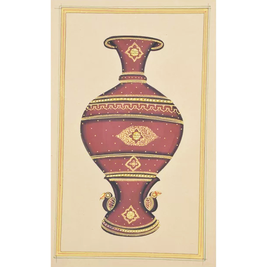 Jaadi Gold Paint Tanjore Painting