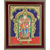 "Mangala Art Murugan Indian Traditional Tamil Nadu Culture Tanjore Painting - 25x30cms (10""x12"")"