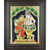 "Mangala Art Radha Krishna Indian Traditional Tamil Nadu Culture Tanjore Painting - 38x30cms (15""x12"")"