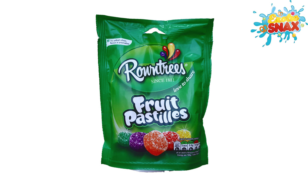 Rowntrees Fruit pastilles Bag 150 - Bunka