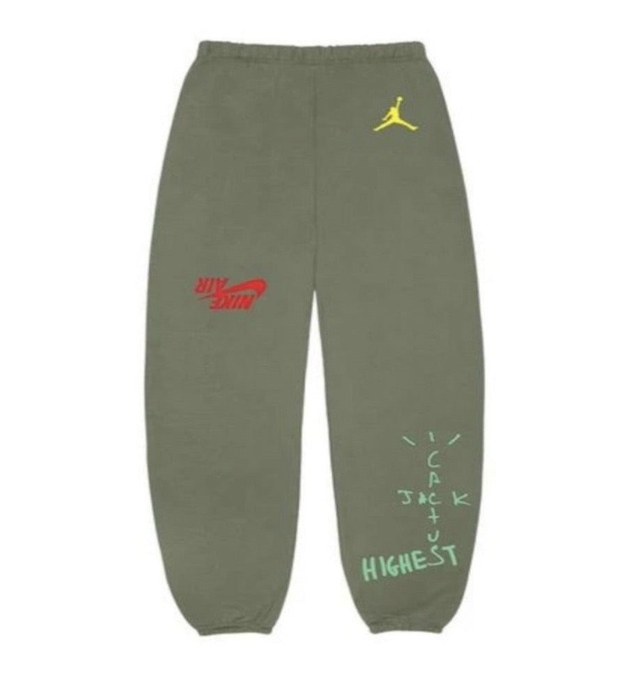 "Travis Scott x Jordan Cactus Jack ""Highest"" Sweatpant"