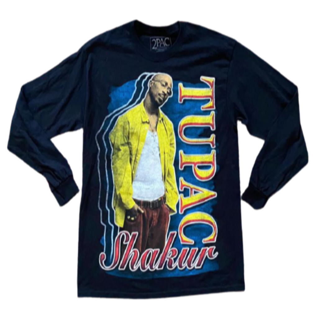 Vintage Tupac Long Sleeve