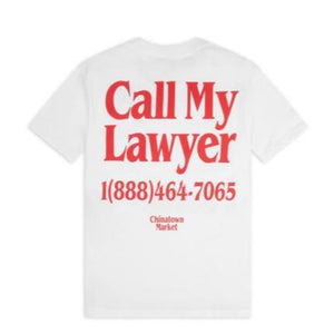 Chinatown Market Lawyer T-shirt
