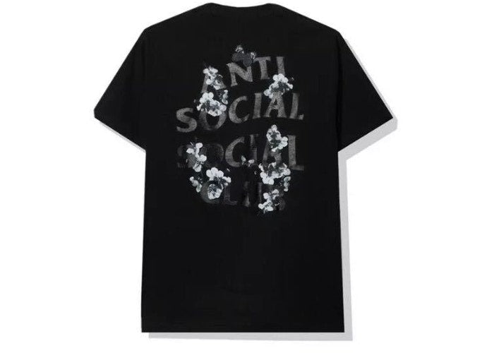 Anti Social Social Club Dramatic Black Kkoch Tee