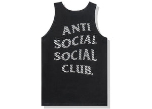 Anti Social Social Club Goodbye Summer Tank