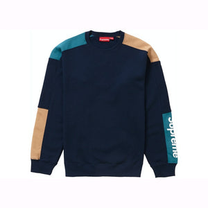 Supreme Formula Crew Neck Blue