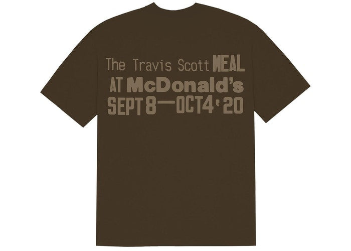 Travis Scott x CPFM 4 CJ Grill Slip T-Shirt