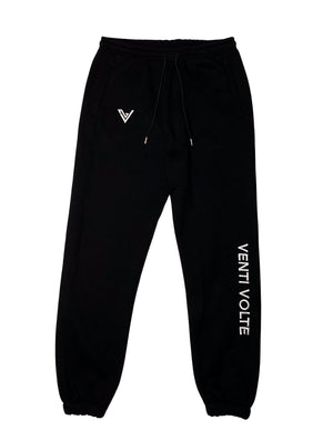 Venti Volte Black Sweat Pants