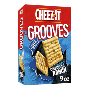 Cheez It Grooves Chefdar Ranch 255g