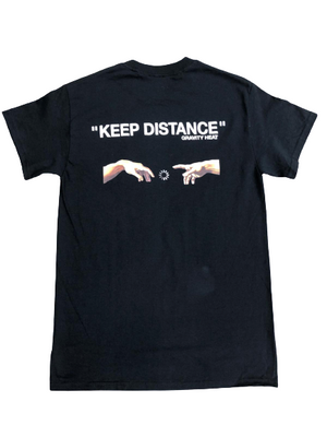 "Gravity ""Keep Distance"" Tee's"