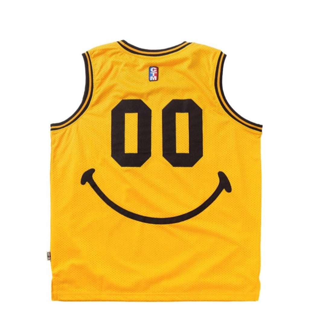 Chinatown Market Smiley Basket Ball Jersey