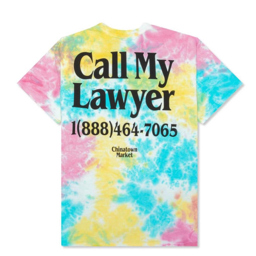 Chinatown Market Lawyer Tie Dye T-shirt