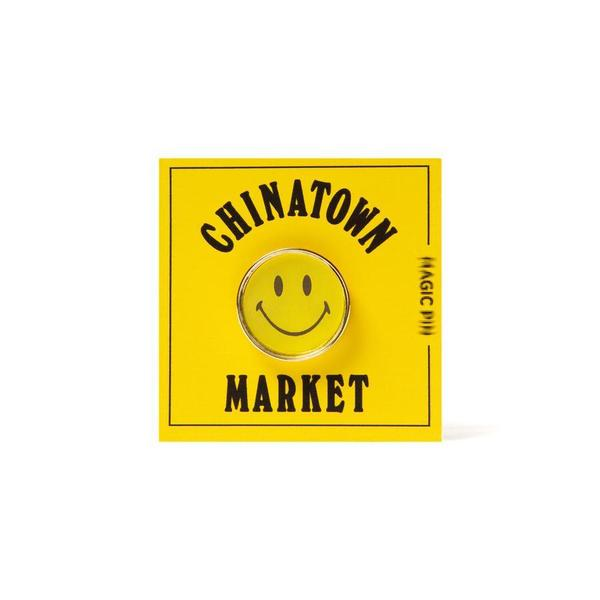Chinatown Market Smiley Pins