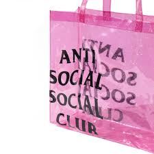 Anti Social Social Club ICRIGHTHRUYOU - Bag