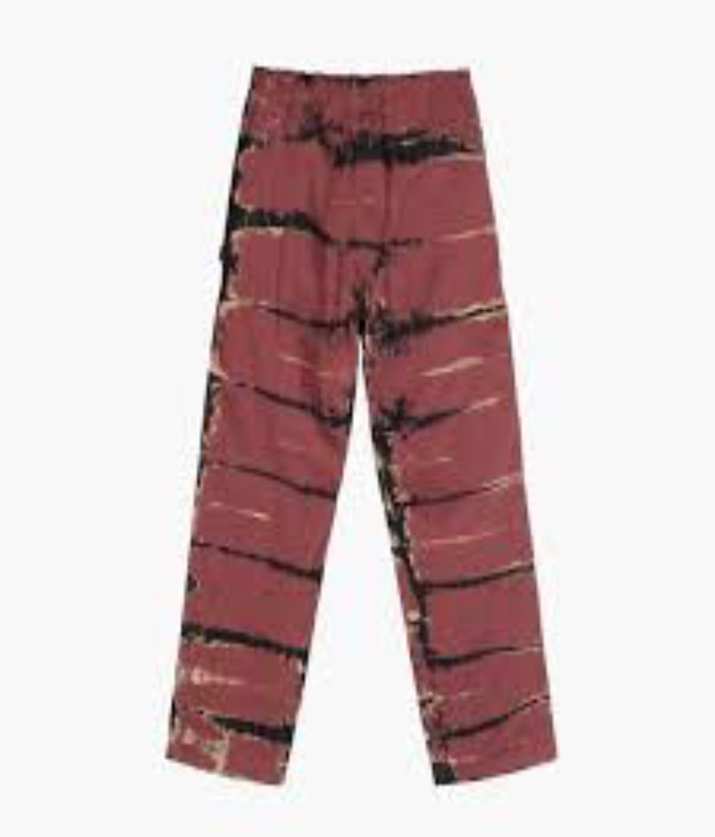 Stussy Rip Dye Beach Pants