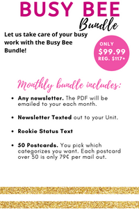 Busy Bee Bundle