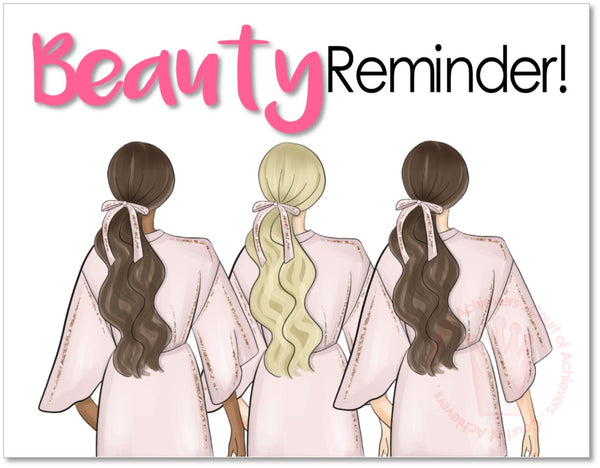 Beauty Appointment Reminder