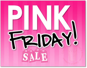 Pink Sale - Shop Early