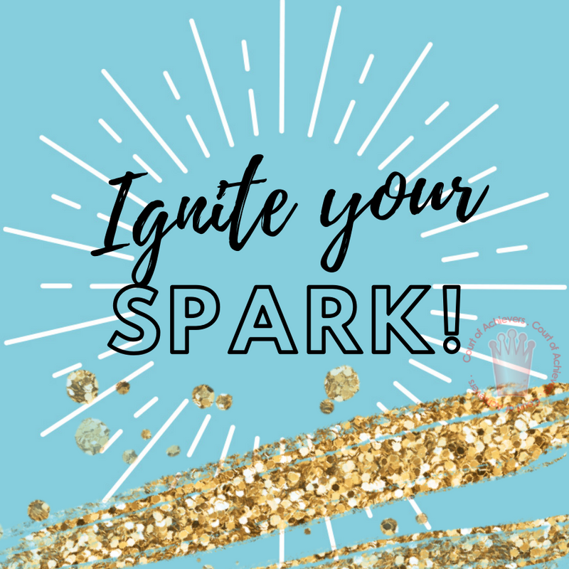 Ignite Your Spark Chat Card