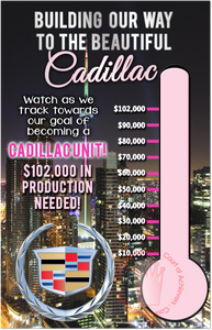 Tracking the Cadillac - City Scene
