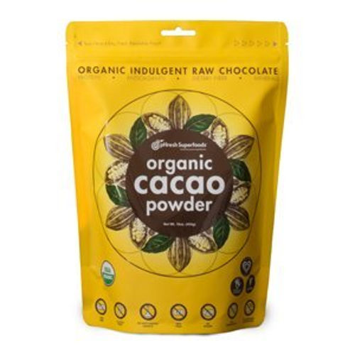 Phresh Products - Cacao Powder Organic Raw 16 oz|