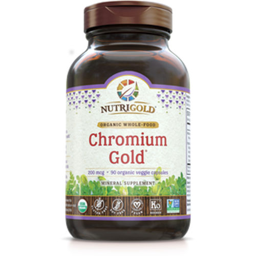 NutriGold - Chromium Gold 90 VCaps|