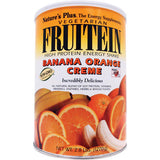 Nature's Plus Fruitein Banana Orange Crème 2.8 Lb-Nature's Plus-Ur Vitamins