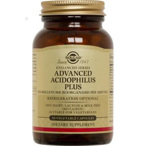 Solgar - Advanced Acidophilus Plus 60 VCap
