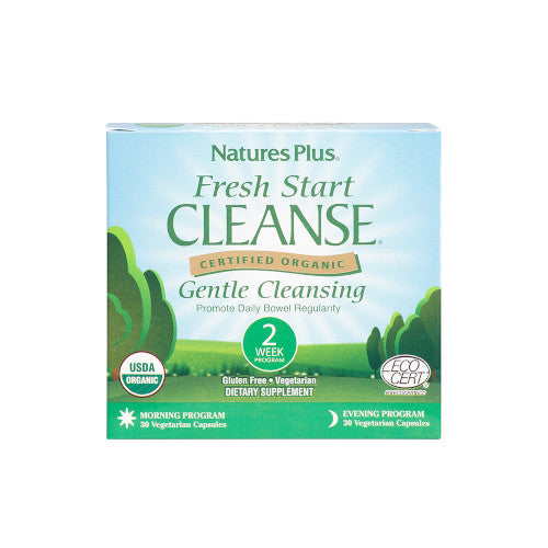 Nature's Plus Fresh Start Cleanse Kit-Nature's Plus-Ur Vitamins
