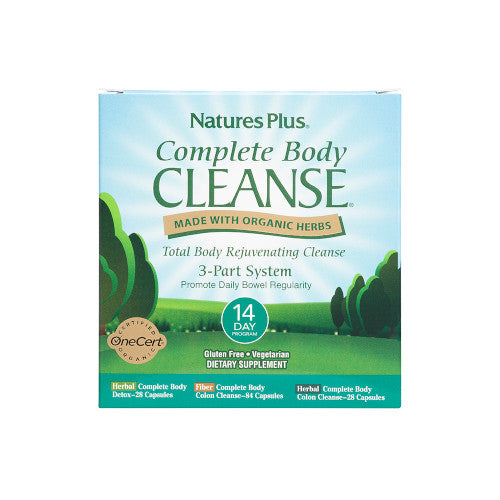 Nature's Plus Complete Body Cleanse 14 Day-Nature's Plus-Ur Vitamins