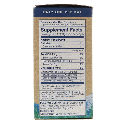 Wiley's Peak EPA 30ct/Bold Vision Proactive 60ct Value Pack-Wiley's-Ur Vitamins