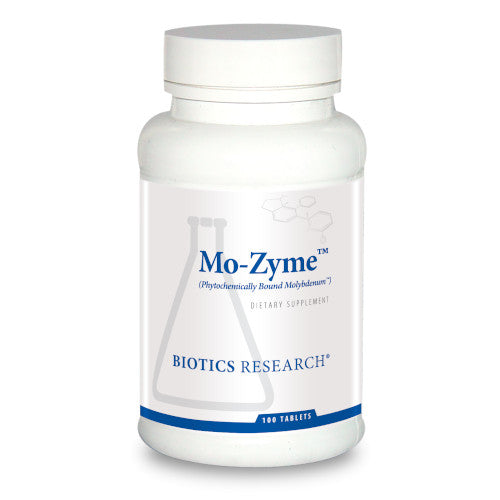 Biotics Research Mo-Zyme 100 Tabs