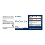 Metagenics MyoCalm Plus 180 Tablets