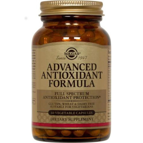Solgar - Advanced Antioxidant Formula 60 VCap