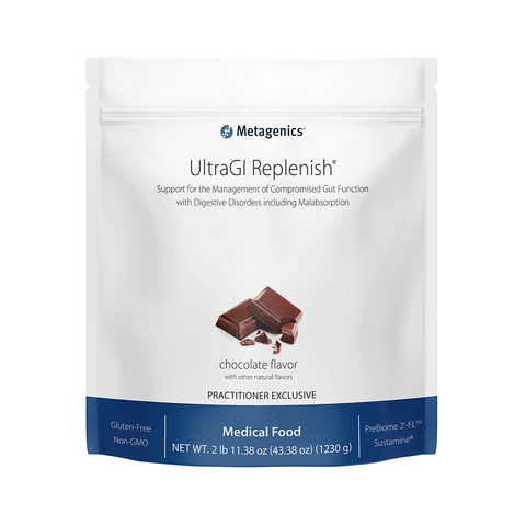 Metagenics UltraGI Replenish Chocolate 30 Servings