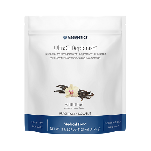 Metagenics UltraGI Replenish Vanilla 30 Servings